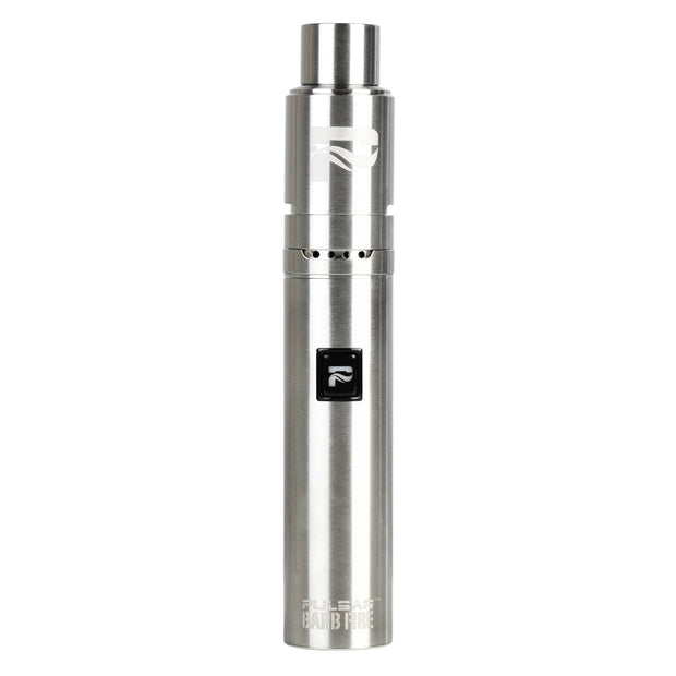 Pulsar Barb Fire Variable Voltage Wax Vaporizer | Silver