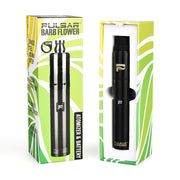 Pulsar Barb Flower Herb Vaporizer Kit | Packaging
