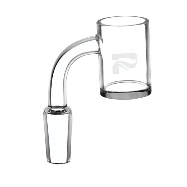 Pulsar Quartz Bucket Banger | 90 Degree | 10mm Male