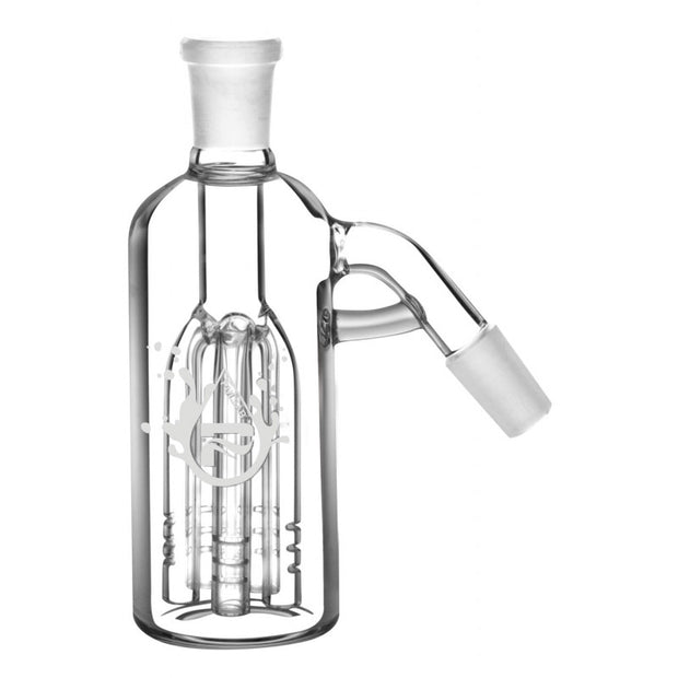 Pulsar 5-Arm Ash Catcher - 45 Degree / 14mm Male