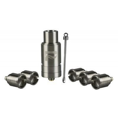 Pulsar Hellfire Atomizer & 5pc Coil Kit