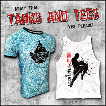 Muay Thai T Shirts