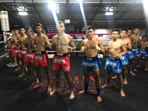 Muay Thai Shorts ★ unique and premium quality ★ Hand-Made in Thailand / Hua Hin #muaythaishorts