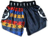 Black Panther Fight Shorts