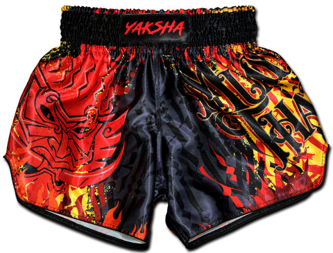 Firestarter Muay Thai Shorts