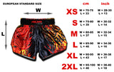Thaiboxing shorts Firestarter
