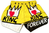 Mens KING Forever shorts