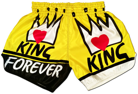 KING Forever Fight Shorts