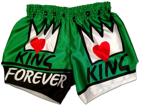 muay-thai-shorts-king-forever