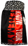 Know Your Enemy Muay Thai Shorts