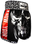 Muay Thai Shorts Skull
