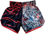 mixed martial arts shorts