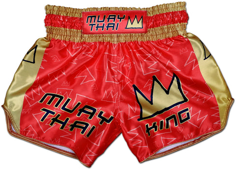 Top King Muay Thai Shorts