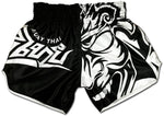 Muay Thai Samurai Shorts