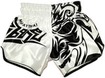 Tribal Samurai Muay Thai Shorts