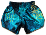 Fight Shorts Phaya Naga backside