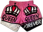 QUEEN Forever Muay Thai Shorts