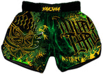 Muay Thai Boxing Shorts ★ Rumble in the Jungle ★ YAKSHA