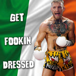 Conor McGregor Shorts