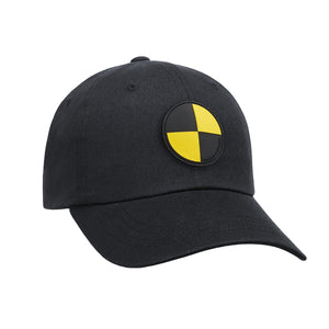 ATD Dad Hat Black/Yellow