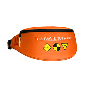"ATD Belt Bag ""Limited Edition"" Orange/Yellow"