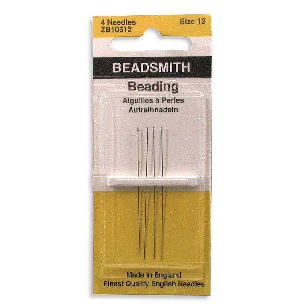 English Beading Needles - Size 12