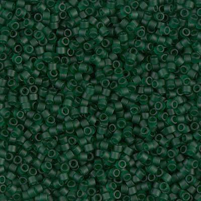 DB0767 Matte Transparent Dark Green