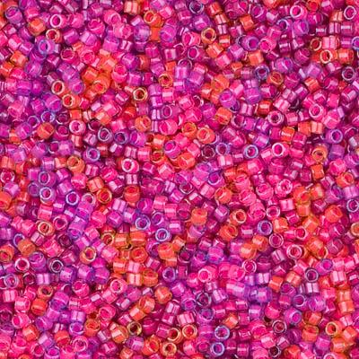 DB2064 Luminous Pink-Purple-Peach-Petal Mix