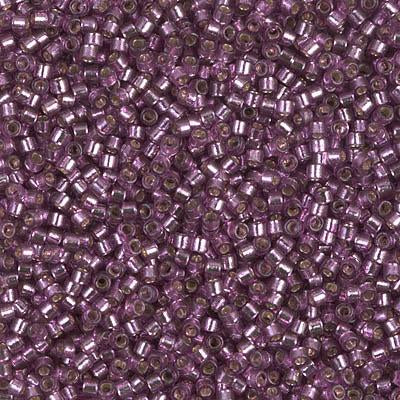 DB2169 Purple Silver Plum
