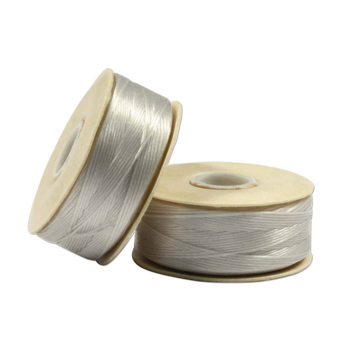 Nymo Thread Sterling Bobbin- D