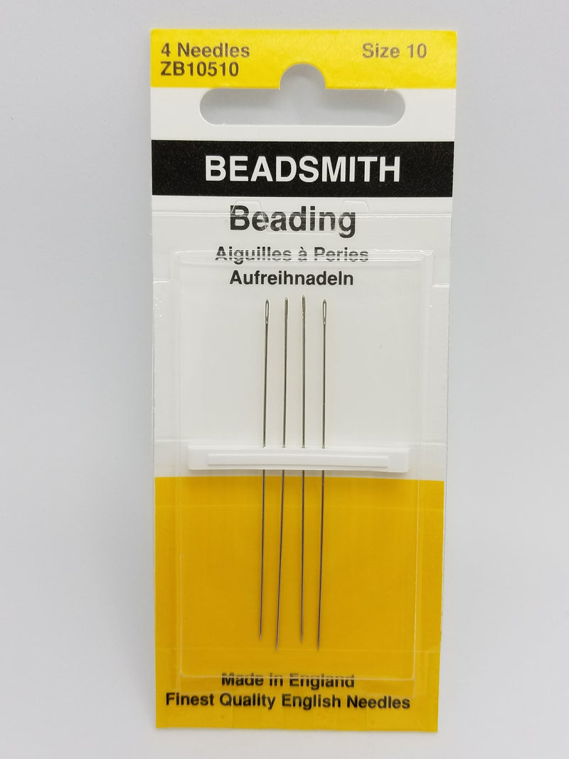 English Beading Needles - Size 10