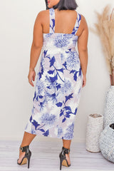 STELLA HALTER DRESS-PURPLE - Two Sisters Instyle