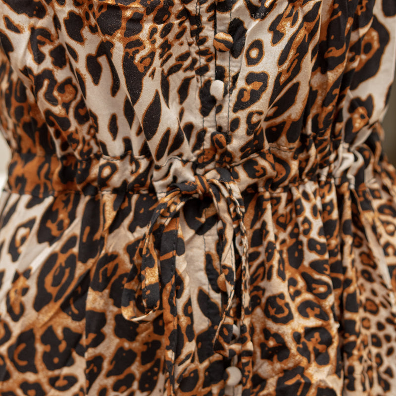 ELIZA LEOPARD DRESS - Two Sisters Instyle