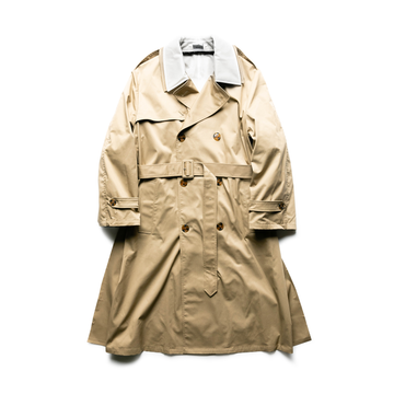 VETEMENTS - Layered Trenchcoat