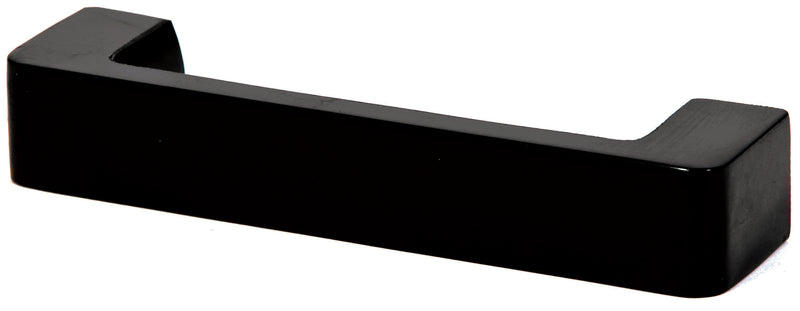 Black Plastic D Handle