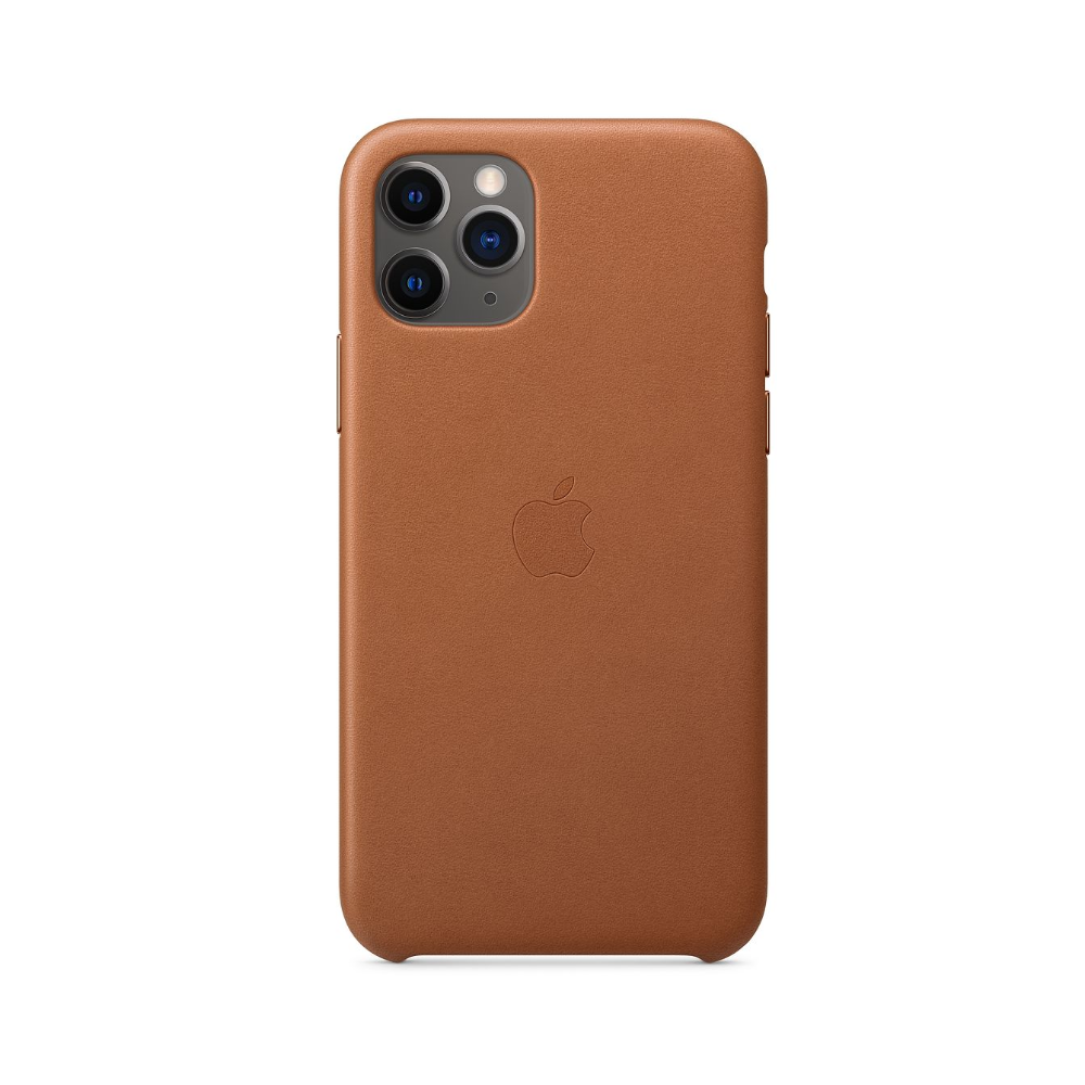 iPhone 11 Pro Leather Case | Saddle Brown