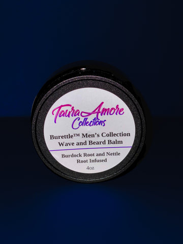 Burettle™ Men's Collection Wave and Beard Balm