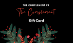 Complement Gift Card
