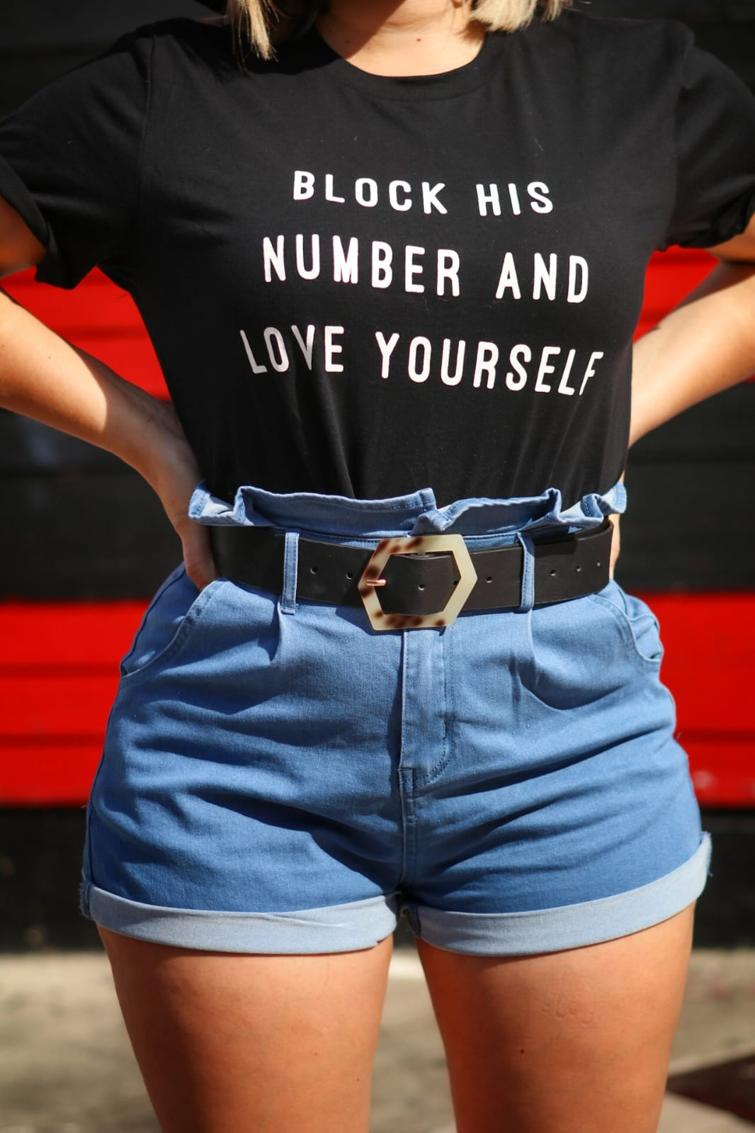 Love yourself T Shirt