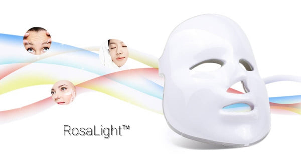 Rosacea LED Light Therapy Mask