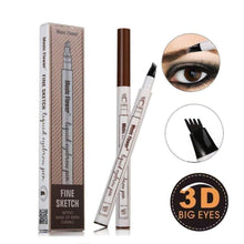 Fine Sketch - The Waterproof Microblading Eyebrow Pen Beauty
