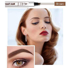 Fine Sketch - The Waterproof Microblading Eyebrow Pen Brown Beauty