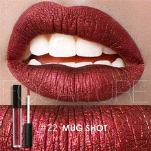 Waterproof Matte Liquid Lipstick Mug Shot Lip Gloss