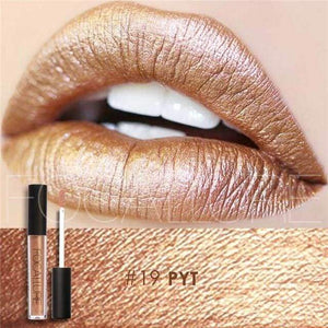 Waterproof Matte Liquid Lipstick PYT Lip Gloss