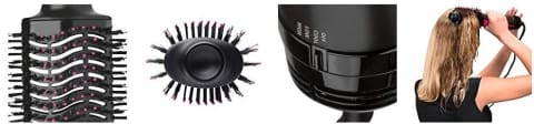Volume Comb Pro - Salon Hair Dryer & Volumizer