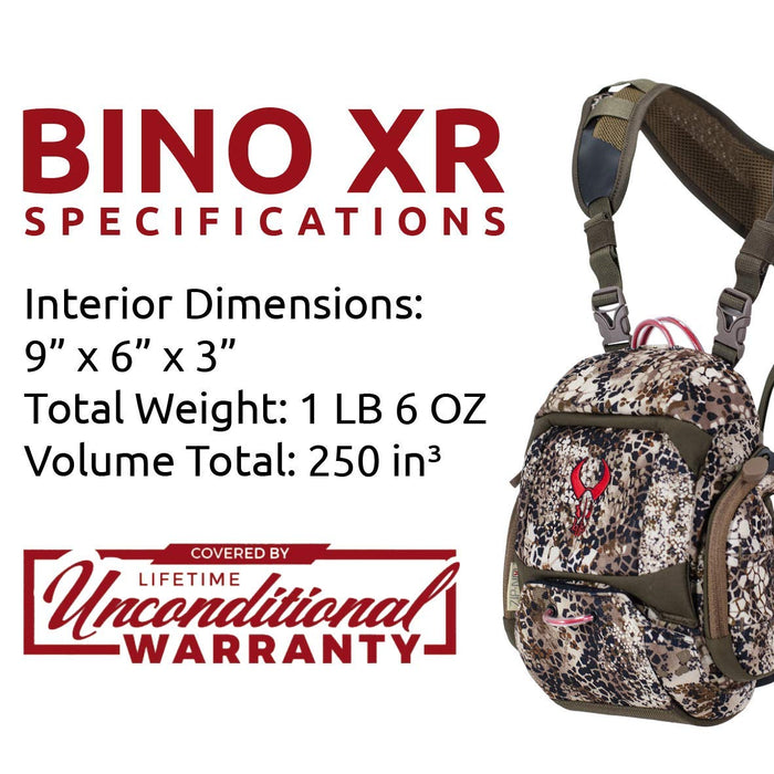 Badlands Bino XR Binocular and Rangefinder Case with Harness