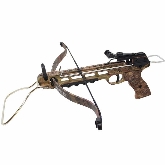 Rogue 80lbs Pistol Crossbow with Arrow Holder