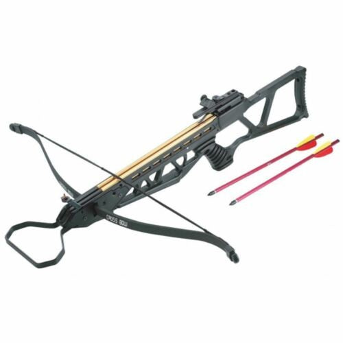 120 Pound Draw Camo Crossbow MK120TC - Crossbows