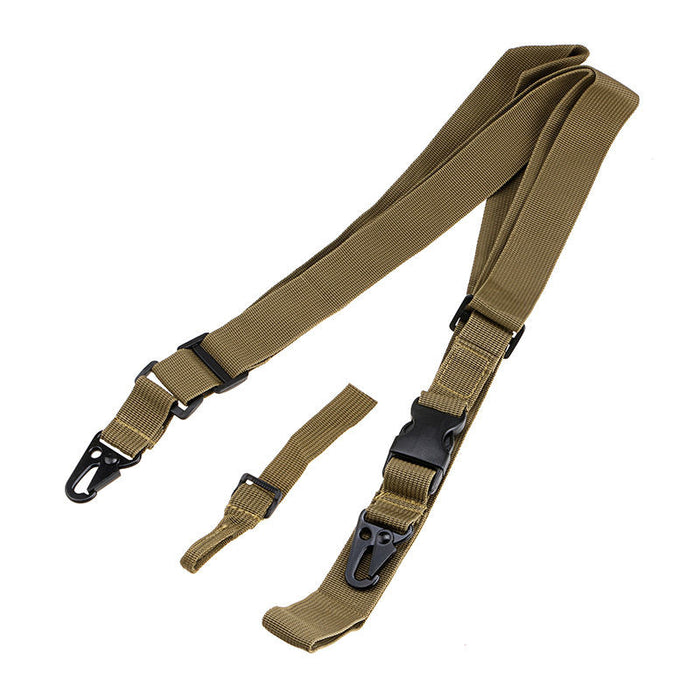 SAS 3 Single Point Gun Rifle Bungee Sling