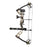 SAS 70 Lbs Compound Bow Travel Package